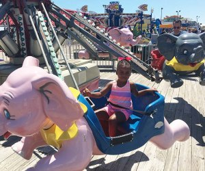 Fly high with Dumbo at Jenkinson's Boardwalk