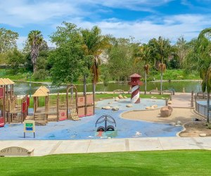 Polliwog Park is one of the best kids playgrounds in the South Bay. Manhattan Beach