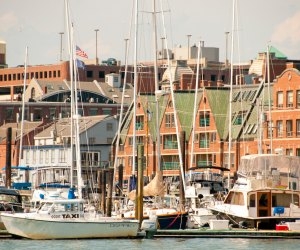 Portland is just one of the charming Maine towns to visit with kids. Photo courtesy Maine Office of Tourism