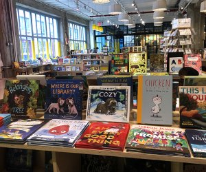 Powerhouse Books thing to do with kids over Holiday Break