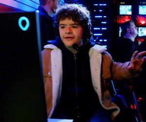 Gaten Matarazzo from Stranger Things hosts a second season of Prank Encounters. Photo courtesy of Netflix.