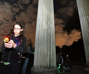 Princeton's Ghost Tour/Hunt and Cemetery visit is a spooky night out best for ages 13+.