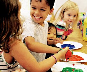 Greenlight your preschool search with our list of popular preschools in Park Slope, Brooklyn. Photo courtesy of Prospect Kids Academy