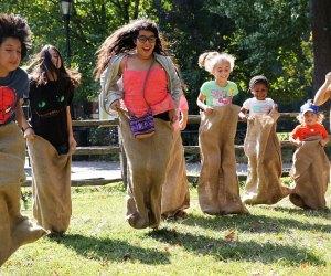 Join Prospect Park Alliance for family fun on Columbus Day. Photo courtesy of Prospect Park