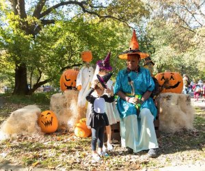 The Prospect Park Alliance invites all local ghosts and ghouls to its annual Halloween Haunted Walk and Fair. Photo courtesy of the Prospect Park Alliance