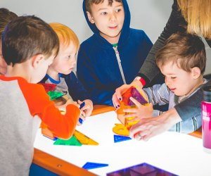 Play Without Boundaries at the Please Touch Museum. Photo courtesy of the museum
