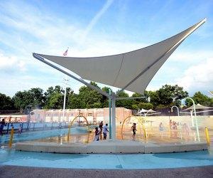 Crotona Pool splash pad