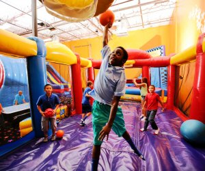 Photo courtesy of Pump It Up
