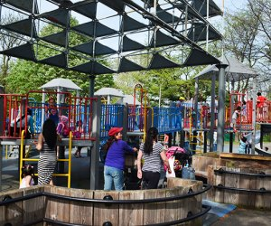 Playground For All Children in Corona, Queens