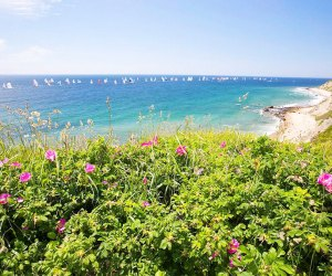 Hop the ferry to Block Island for glorious escape! Photo courtesy of the Block Island Tourism Council