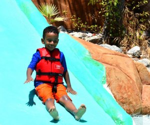 Amusement Parks for Preschoolers in and near LA: Raging Waters