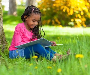 A good book can help kids escape to exciting places this summer, even when stuck at home.