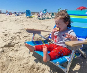 Best Beach Gear and Hacks for Families with Young Kids: Beach Chairs