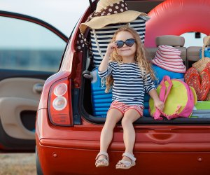 Pack up the car and get ready for summer fun.