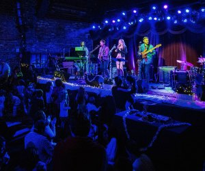 Rock N' Roll Playhouse at Brooklyn Bowl. Photo by Marc Millman