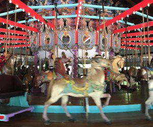 Forest Park Carousel Amusement Village is open for the season.