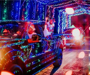 Photo courtesy of Rudolph's Light Show