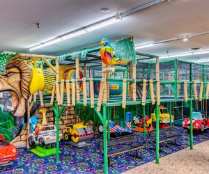 Now Open in Chicago for Kids Right Now: Indoor Play Spaces and Stores where Kids Can Play
