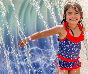 Have water park fun all year long at Sahara Sam's Oasis. Photo courtesy of Sahara Sam's