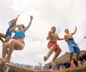 Be a daredevil while having tons of fun at Sahara Sam's, one of NJ's great waterparks.