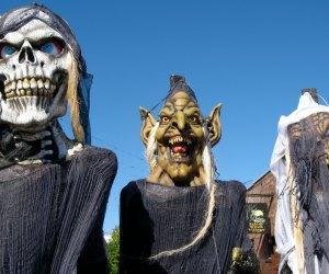 Salem celebrates Halloween with gusto. Photo courtesy of Massachusetts Office of Travel & Tourism