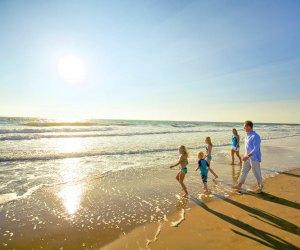 Sandbridge Beach is one of three Virginia Beach shores to explore