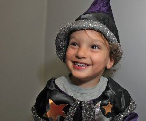 Play dress up all day long to make birthdays magical.