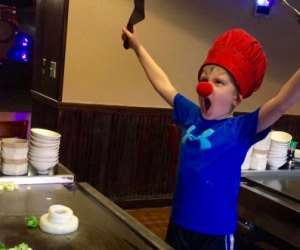 Hibachi Dining With Kids Japanese Restaurants In Ct Mommy