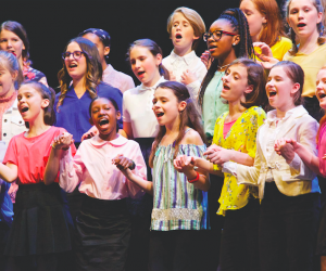 Following a year of virtual programming, Brooklyn Youth Chorus returns to in-person classes and performances with online options.