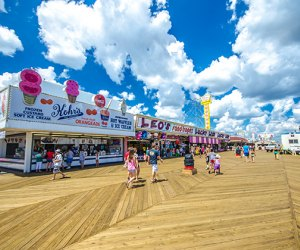 A trip to the boardwalk isn't complete without a Kohr's frozen custard. Photo by Kevin Jarrett via Flickr