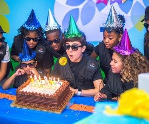 Kid's Indoor Birthday Parties in Houston: Children's Museum of Houston