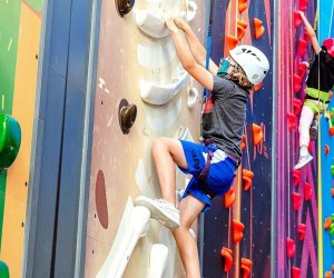 Climb to the top this spring break. Photo courtesy of Sender One