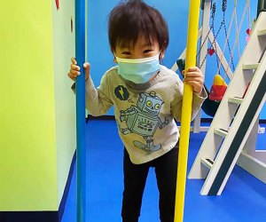 Sensory Beans in Wantagh is an ideal destination to keep toddlers engaged.