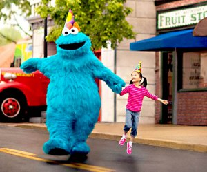Book a birthday party at Sesame Place and celebrate with everyone's favorite Sesame Street Friends!