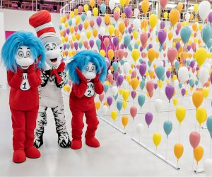 Photo courtesy of The Dr. Seuss Experience Tour