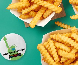 Shake Shack is one of many restaurants offering free food to the vaccinated. Photo courtesy of Shake Shack