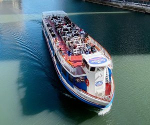 Enjoy the sights of Chicago on a Shoreline Sightseeing Cruise.