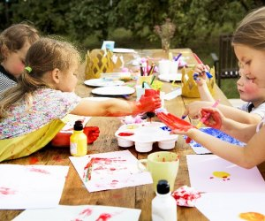 Summer camps help your child develop new skills and make new friends