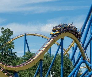 roller coaster six flags