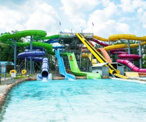 New Jersey's most thrilling water park, Hurricane Harbor, reopens to the public July 23.