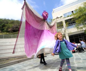 Things To Do with LA Preschoolers: Skirball Puppet Festival