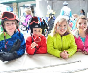 Put smiles on your kids' faces in the middle of winter at these PA ski resorts.