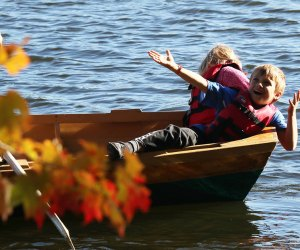 The Skytop Lodge has family activities for every season. Photo courtesy of the lodge