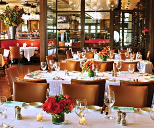 Smith & Wollensky's is getting more family friendly, and have a great winter menu. Photo courtesy of the restaurant