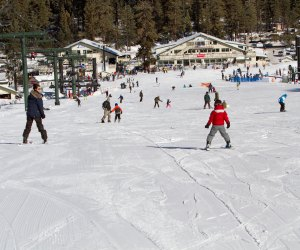 Snow Valley has great beginner terrain.