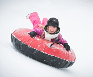 Enjoy a snow tubing day at a great Pennsylvania resort. Photo courtesy of PoconoMountains.com