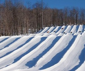 Montage Mountain Best Snow Tubing Spots Near New York City