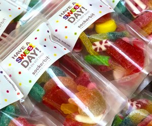 Sockerbit may be the IKEA of candy stores.
