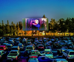 Drive In Movie Theaters Near Philly And Outdoor Movies Playing Now Mommypoppins Things To Do In Philadelphia With Kids