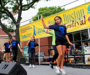 Live performances on two stages are taking place this weekend at the South Boston Street Festival. Photo courtesy of the South Boston Chamber of Commerce